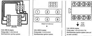2002 Ford Taurus Firing Order Mercury Firing Order Diagram Mercury Free Engine