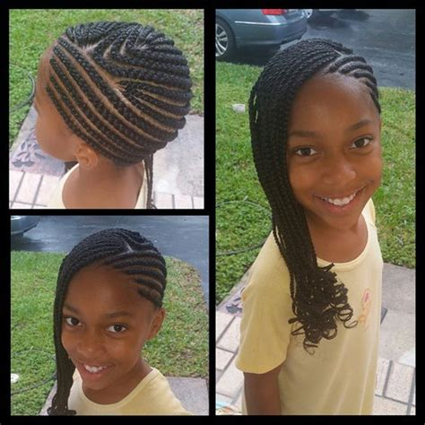 how to curl box braids with hot water cornrow and use perm rods to curl hair and dip in hot