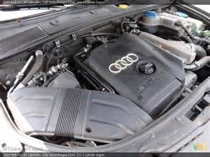 1 8l turbocharged dohc 20v 4 cylinder engine for the 2003