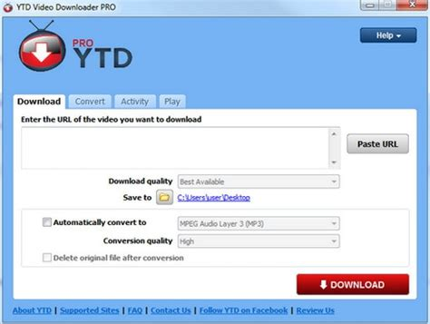 download youtube xvid youtube downloader ytd โปรแกรม โหลดคล ปจาก youtube 5 7 4