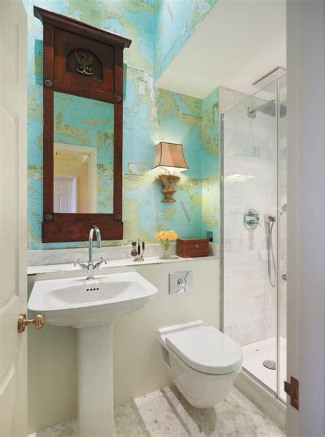bathroom wallpaper canada 17 best images about maps used in interior design decor