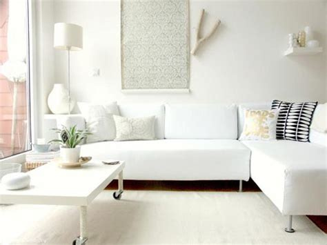 all white living room living rooms pinterest kleine woonkamer interieur inrichting