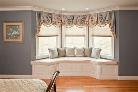 bay window treatments for bedroom window treatments for bay window bedroom traditional with