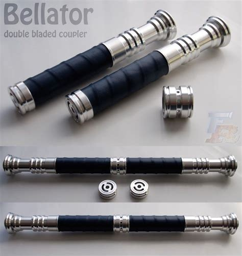 Hton S Handcrafted Lightsabers - bladed bellator lightsaber 玩藝 chang