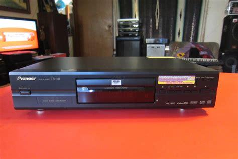 Dvd Player Dv 3917 Gng pioneer dv 344 dvd player ebay
