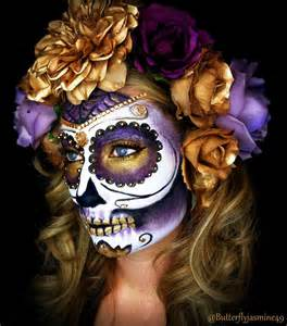 Sugar Skulls With Flowers - best 25 sugar skull costume ideas on pinterest sugar