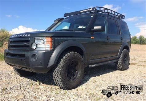 lifted land rover sport proud rhino lr3 2 5 quot lift kit lk8 parts accessories