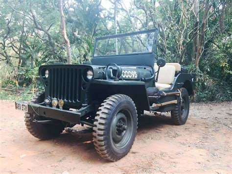 Ford Classic Jeep 1944 Ford Jeep Classic