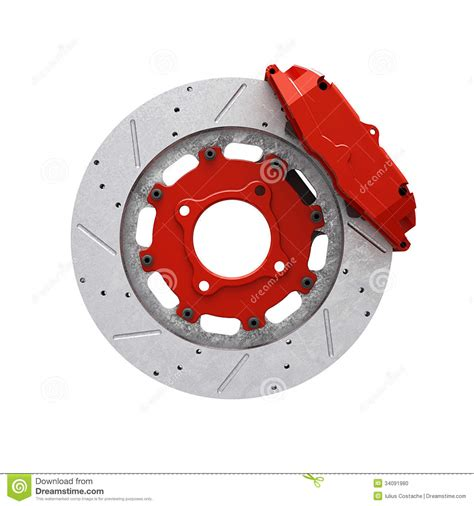 disc brake stock photo image of sport metal engineering