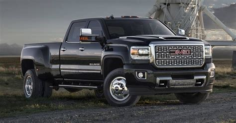 2020 Gmc 3500 Denali For Sale by 2019 Gmc 3500hd Denali Dually Specs Gmc