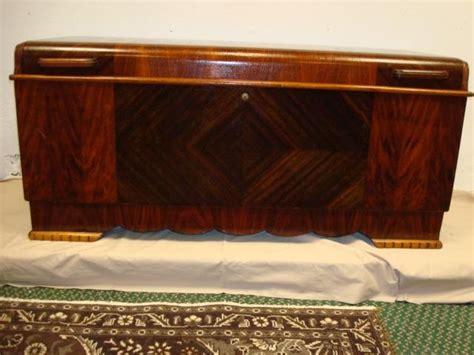 cedar chest furniture plans