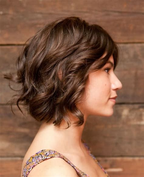 great short curly hairstyles youqueen