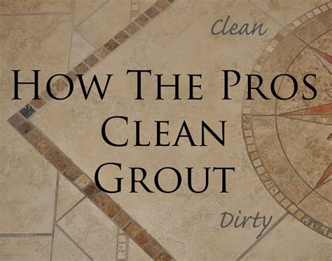 How the Pros Clean Grout   Goedecke Decorating