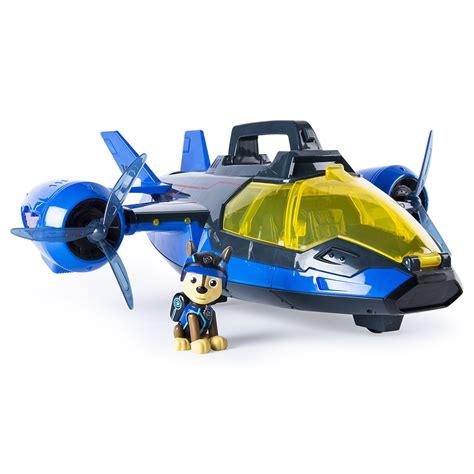 Real Pic Figure Paw Patrol Isi 6 Pcs Bisa Nembak paw patrol mission air patroller plane figure