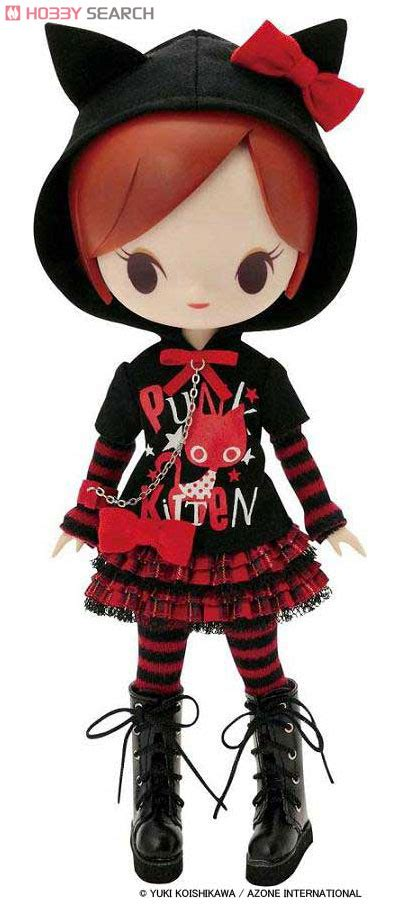 Rok Lona A rock stray cat fashion doll item picture1