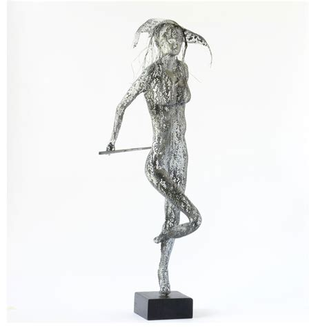 metal sculptures nuntchi wire mesh sculptures