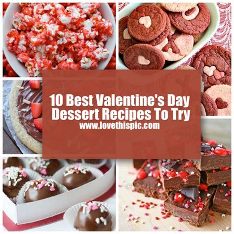 best valentines dessert recipes 10 best s day dessert recipes to try