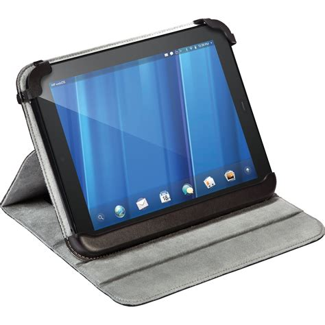 Casing Hp Android truss for hp 174 touchpad thz07202us black tablet