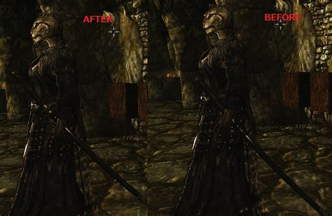 xpms mod skyrim better wearing position of swords for xpms at skyrim nexus