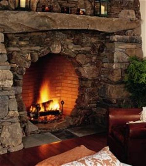 Circular Fireplace by The Fireplace Opening Is So Welcoming It