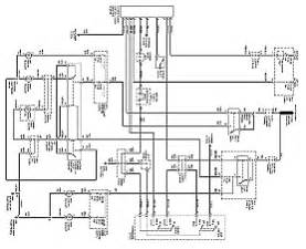 1997 toyota corolla headl headlight electrical schematic