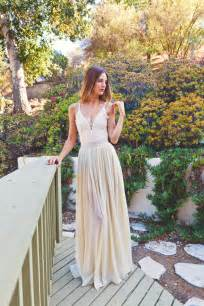 bohemian wedding dress 2 wedding dress bohemian wedding dresses dreamers and