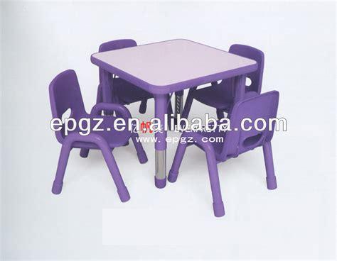 Kursi Plastik Anak Tk anak adjustable kursi kantor tk persegi meja kursi anak