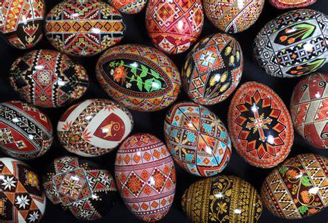 Ukrainian Easter Egg Decorating by Learn The Of Ukrainian Easter Eggs