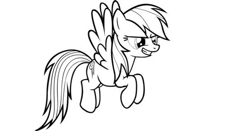 image awesome rainbow dash rainbow dash coloring pages
