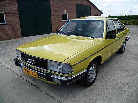 Audi 5s by Audi 100 Gl 5s 1981 Autotrader Nl Willem S Knol Flickr