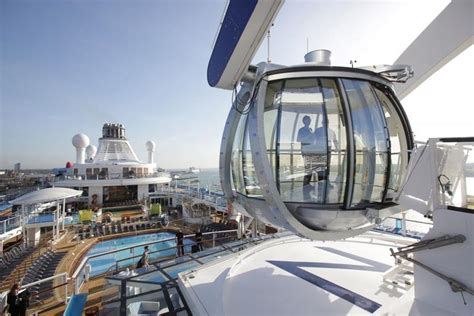 largest cruise ships in the world 30 stunning pictures from the newest biggest baddest
