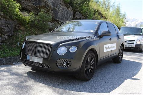 bentley suv price 2016 bentley bentayga suv spy shots