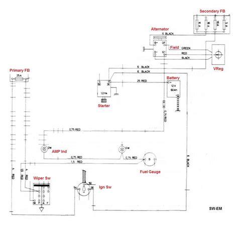 charging system wiring diagram definition wiring diagram