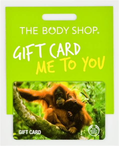Body Shop Gift Card - thegiftcardcentre co uk body shop gift card