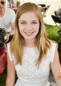 42 jackie evancho cute hairstyle feathered blonde layers