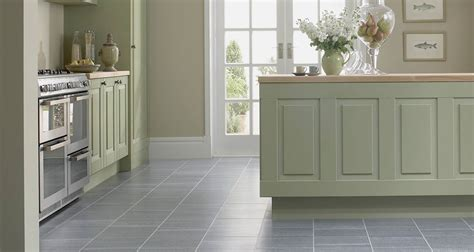kitchen flooring metal tile vinyl for kitchens hand cherry cabinets with grey vinyl floors google search