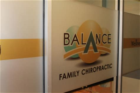 Etched Vinyl Definition - chiropractor boosts brandwith frosted vinyl and lobby sign