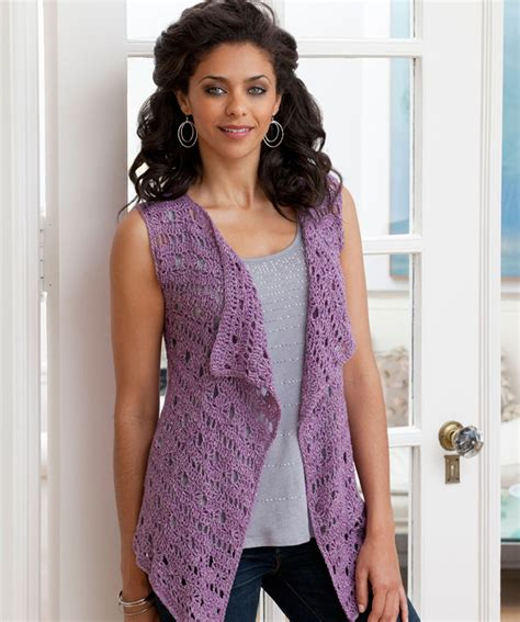 pinterest vest pattern free crochet vest patterns for beginners drapey crochet