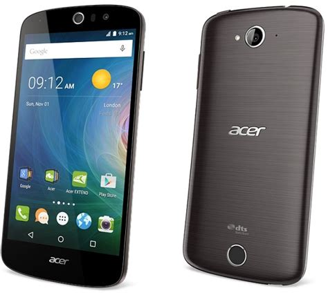 mobile phone acer acer launches selfie focused liquid z530 and z630s