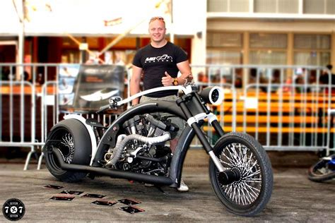 Mini Koper Custom 11 the and the machine 7seven customs