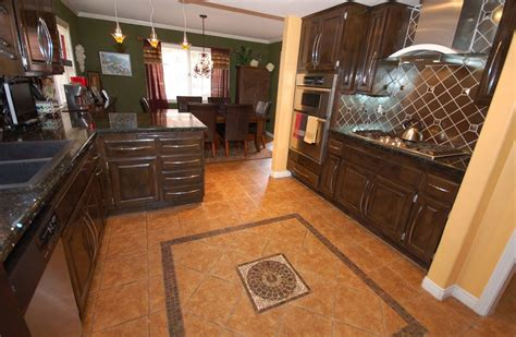 kitchen tile floor ideas kitchen floor tile ideas with 30 practical and cool looking kitchen flooring ideas