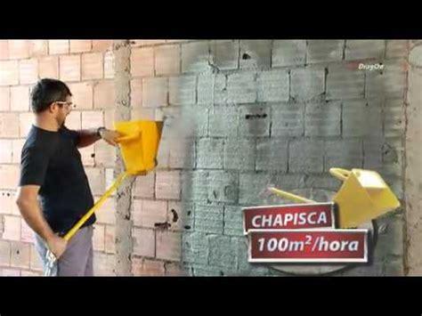 Projetar Casa dragon ducore maquina de reboco e chapisco youtube