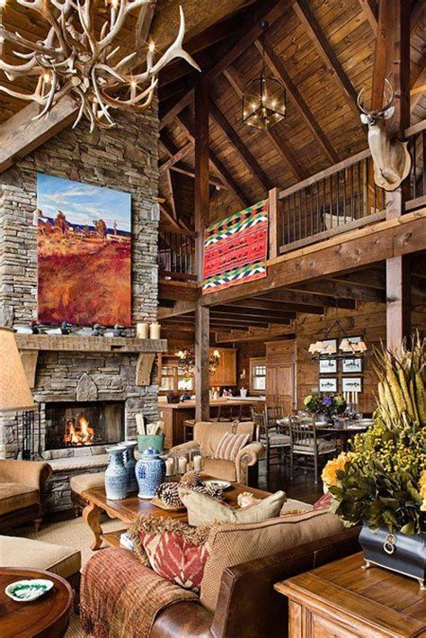 17 Best Images About Cabin Interiors On Pinterest King | 17 best ideas about cabin interior design on pinterest