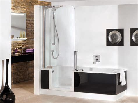 dusch und badewannen kombinationen der problemloeser fuer
