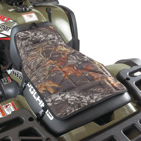 mad atv seat mad gear 174 comfort ride seat protector mossy oak 174 new