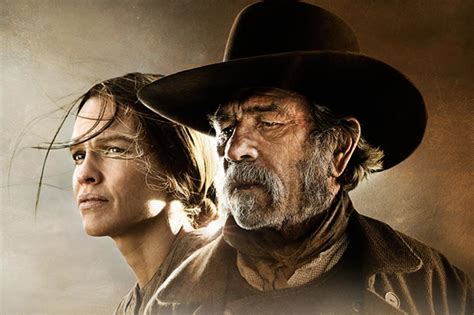 hilary swank and tommy lee jones just because the homesman has a few women in it doesn t