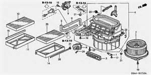 blower motor resistor location 2004 honda pilot 2003 cr v fix for no blower motor fan honda tech honda forum discussion