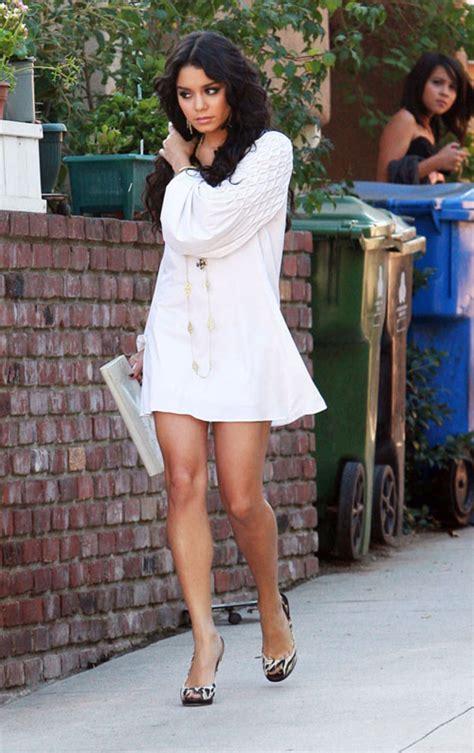 Vanesha Dress dress hudgens white dress boho