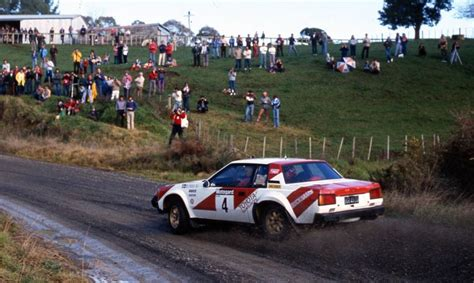 Toyota Club Nz History Of Toyota In World Rallying 1980s