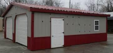 garage kits with loft